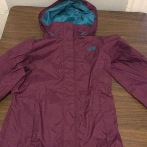 Brand new North Face Rain Jacket